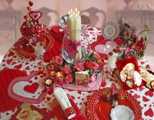 decoração Dia dos Namorados
