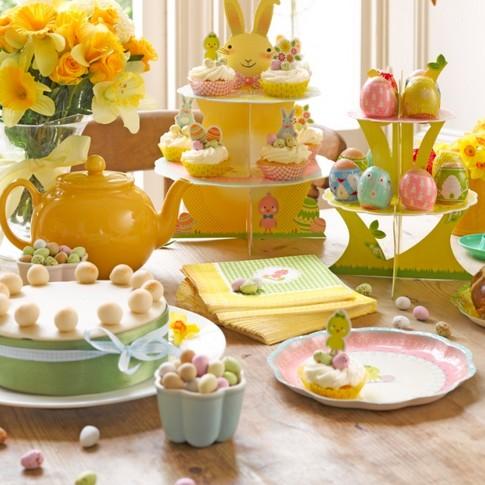 como decorar a casa para a Páscoa