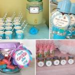 Dicas e ideias para chá de bebe