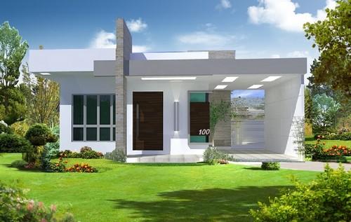 ideias para casas terreas