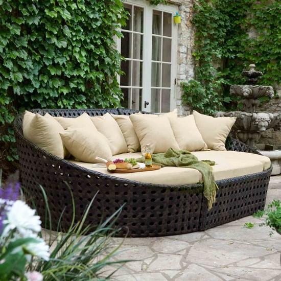 fotos de jardim externo:Fotos de decoração de jardim externo