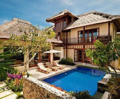 fotos de decoração de piscinas com terraço