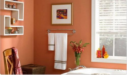 pintar casas banheiro