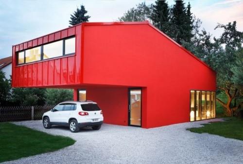 casas pintadas exteior