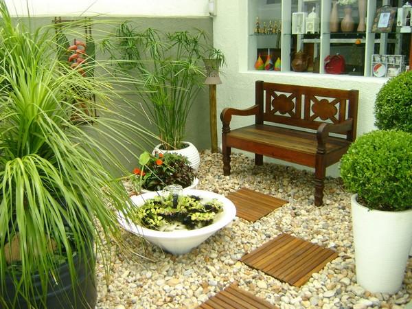 Jardinagem e decoração