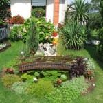 jardins de casas