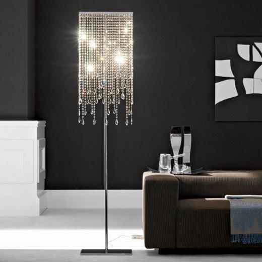 Luminarias modernas para a casa