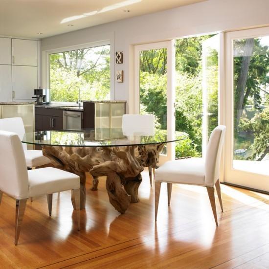 Sala De Estar Móveis Rústicos ~ Fotos de decoração de móveis rústicos – moderno e rústico
