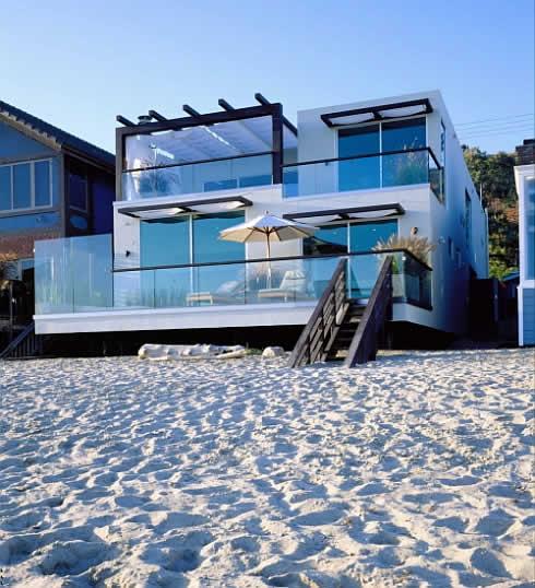 Fotos de decoração de casas de praia