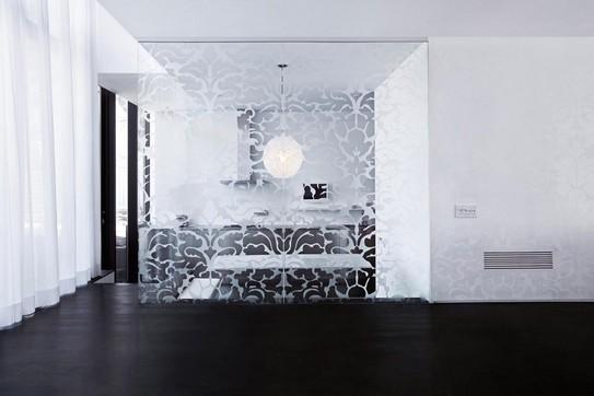 Fotos de paredes de vidro