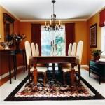 salas de jantar decoradas