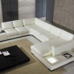 Sofás modernos para apartamentos